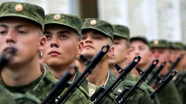 Понад 2 тисячі призовників з окупованого Криму відправлять служити в РФ
