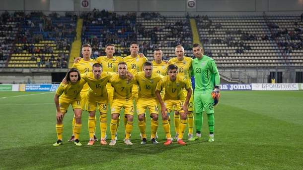 Молодіжна збірна України з футболу