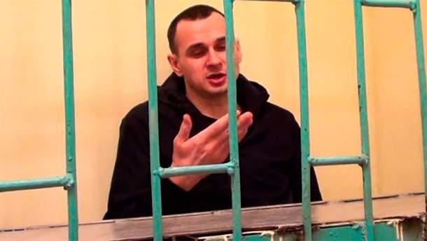 В России рассказывают о том, как поправляется Сенцов