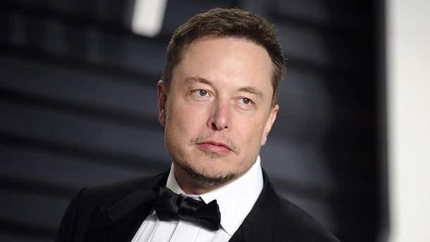 Ілона Маска відсторонили від керівництва Tesla на три роки