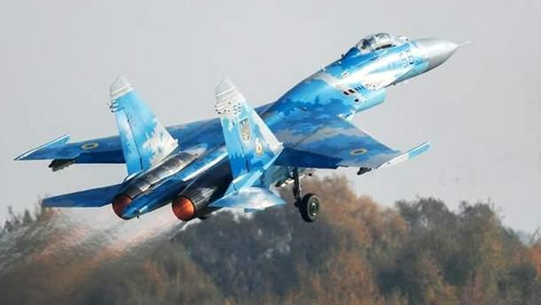 Перед падінням Су-27 пілоти не повідомляли про несправність літака