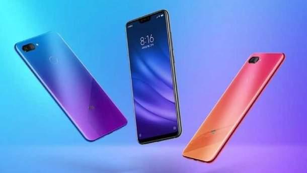 В Україні презентують смартфон Xiaomi Mi 8 Lite: відео-трансляція