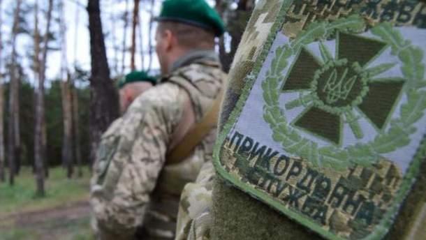 Пограничники усилили охрану админграницы с оккупированным Крымом