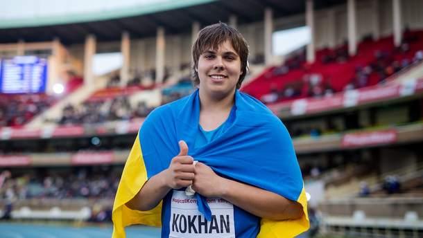 Михайло Кохан завоював золото на юнацьких Олімпійських Іграх