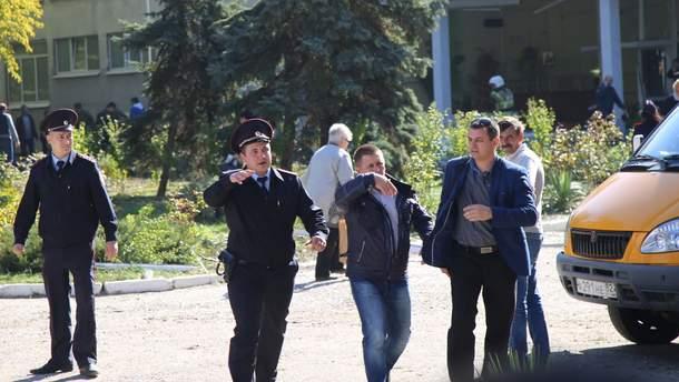 Розмінування коледжу у Керчі завершено: на місці виявлено два вибухових пристрої