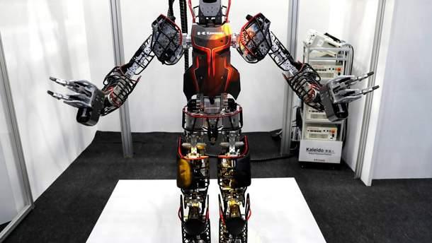 В Японию приехало более полутора тысяч уникальных роботов