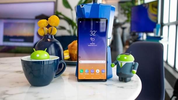 Samsung Galaxy Note9 з 512 ГБ: ціна в Україні