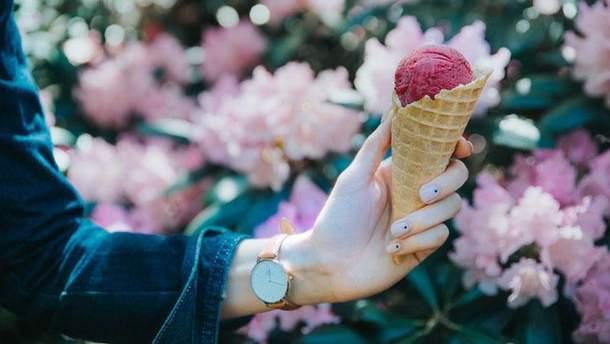 Що станеться, якщо їсти морозиво щодня
