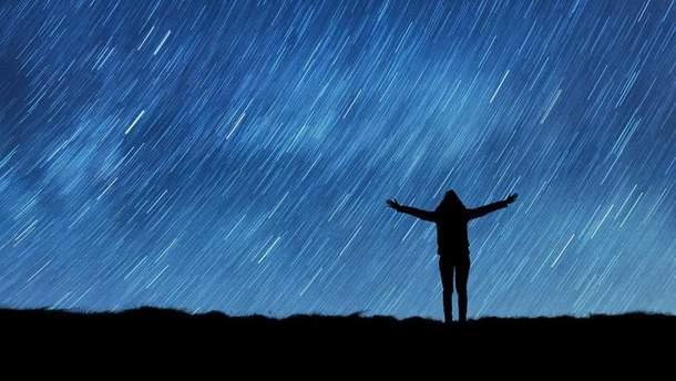 Ночью против 21 октября украинцы смогут наблюдать за метеорным потоком Ориониды