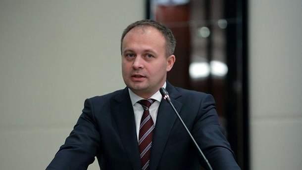 Молдова не будет подавать заявку на вступление в ЕС