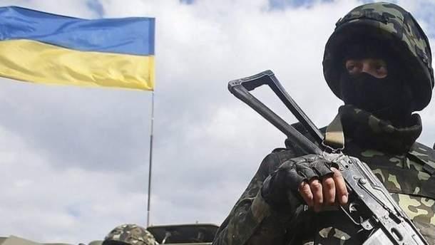 """Українські бійці влаштували """"шмакі-бум"""" бойовикам на Донбасі: яскраве відео"""