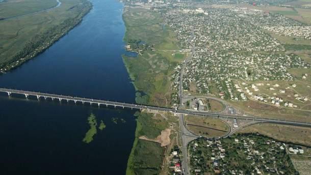 Зміна русла річки Дніпро може обернутись екологічною катастрофою
