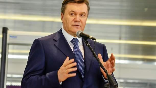 Віктор Янукоич особисто прийде до суду для останнього слова