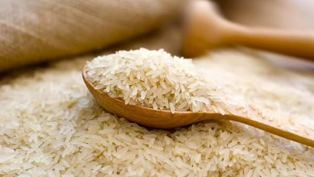 Як варити рис: рецепт правильного приготування