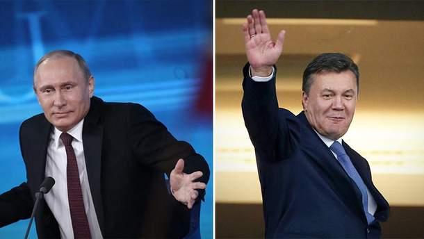 Головні новини 22 жовтня: Путін запровадив санкції проти України, Янукович зібрався до Києва
