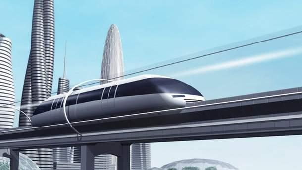 Когда Hyperloop заработает в Украине – Омелян назвал сроки