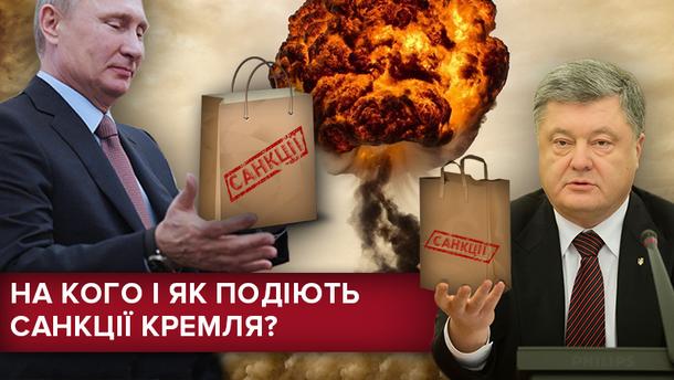 Нова погроза Путіна: про реальні причини і наслідки санкцій Росії проти України