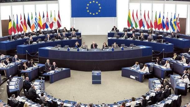 Європарламент готує жорстку відповідь на дії Росії в Азовському морі