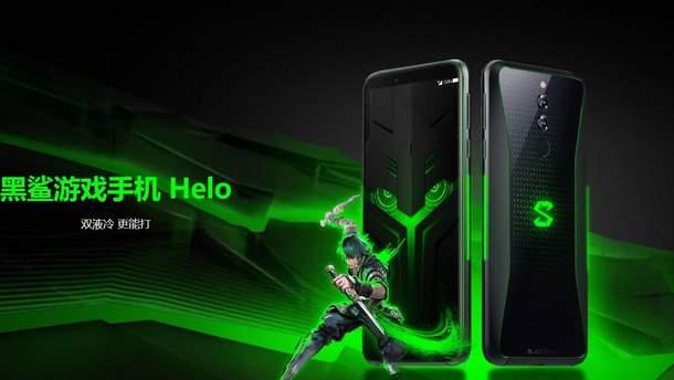 Xiaomi Black Shark 2: характеристики и цена