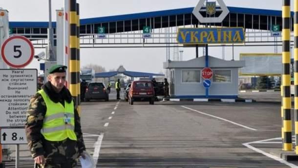 Из России в Украину попытались провезти мертвую женщину, выдавая ее за живую