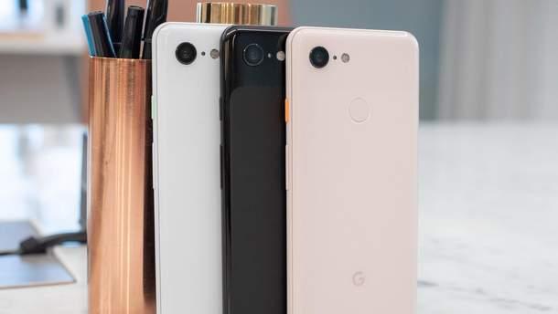 Як знімають смартфони Google Pixel 3 та Pixel 3 XL в нічному режимі
