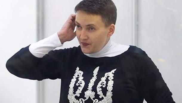 Савченко продлили арест почти до конца декабря