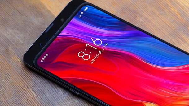 Xiaomi Mi Mix 3: тест камери