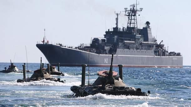 Загострення в Азовському морі