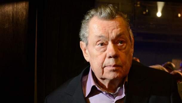 Понад 100 ролей у кіно: уРосії помер відомий радянський актор