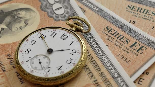Украина разместила еврооблигации вернувшись на рынок заимствований