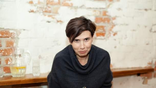 Марія Фабричева