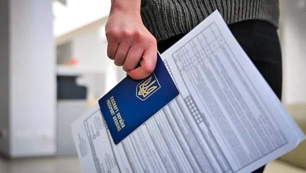 Депутати пропонують максимально спростити реєстраіцію місця проживання