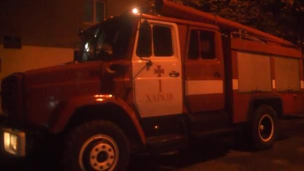 В Харкові у студентському гуртожитку спалахнула пожежа