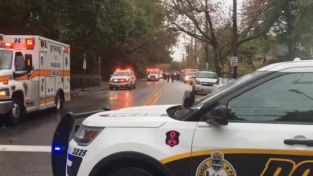 У місті Піттсбург США сталась стрілянина у синагозі