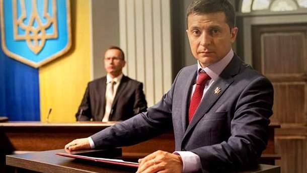 Зеленський розповів про свою участь у президентських виборах-2019