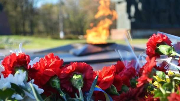 В Украине отмечают 74-ю годовщину освобождения от фашистских захватчиков