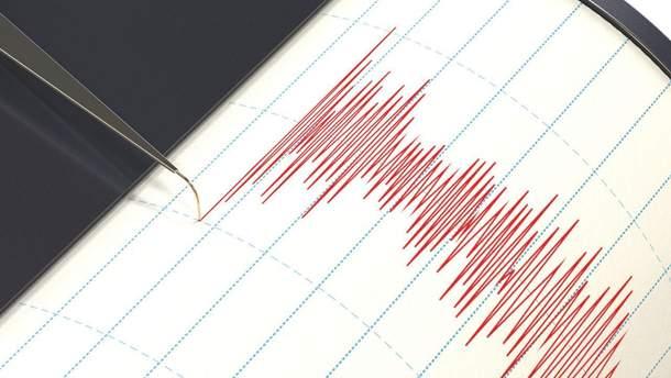 Землетрясение в ночь на 28 октября было ощутимо в Одессе