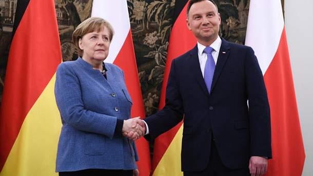 Лідери країн