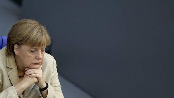 Ангела Меркель теряет рейтинг