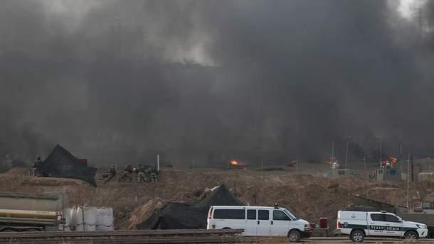 Внаслідок авіаудару у Секторі Гази загинули троє підлітків