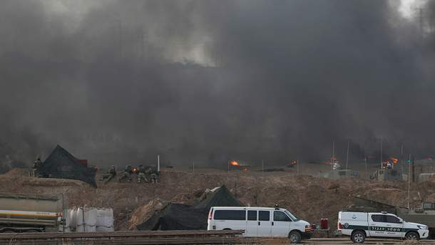В результате авиаудара в Секторе Газа погибли трое подростков