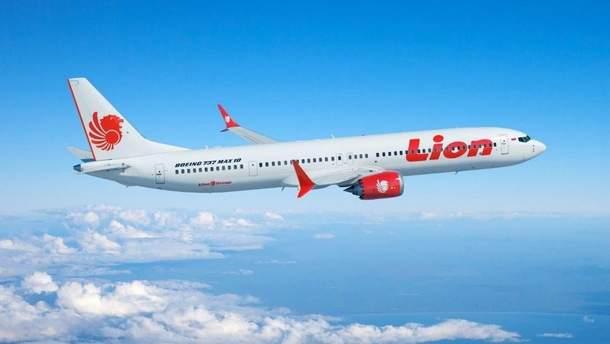 Катастрофа с самолетом в Индонезии