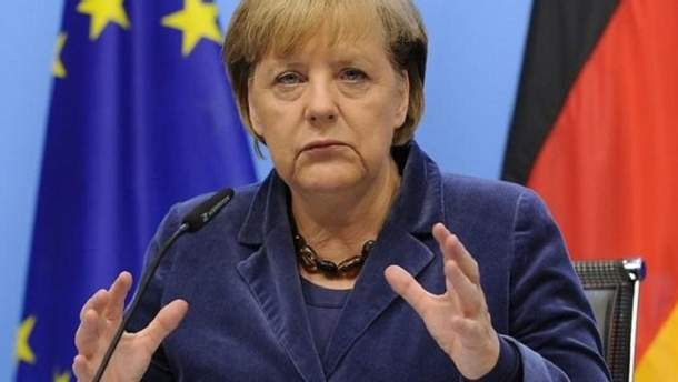 Ангела Меркель не буде головою ХДС