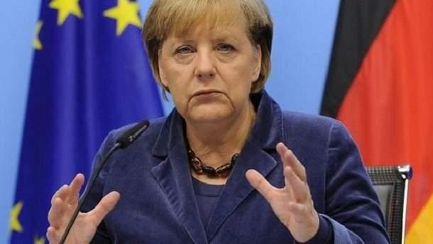 Ангела Меркель не будет главой ХДС