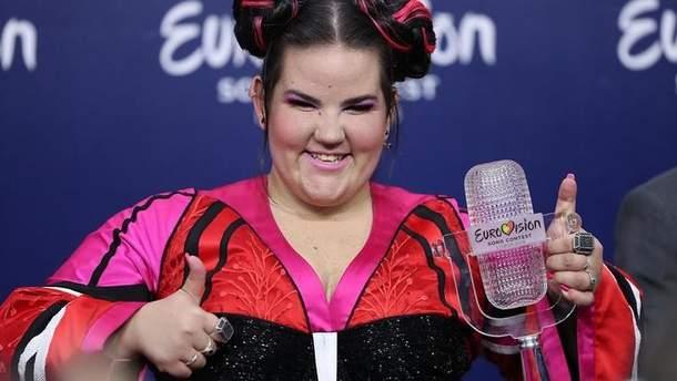 Нетта Барзілай – переможниця Євробачення-2018
