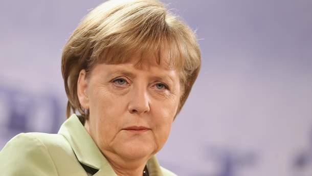 Ангела Меркель хочет оставить должность председателя ХДС