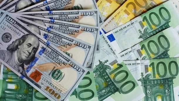 Наличный курс валют 29 октября в Украине
