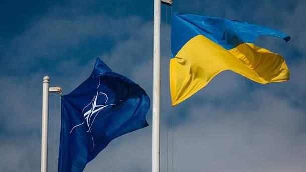 Російське МЗС погрожує через імовірний вступ України в НАТО