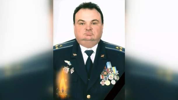 Погибший Иван Петренко