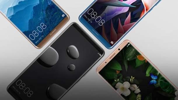 В Huawei ответили на громкие заявления относительно камеры смартфона Xiaomi Mi Mix 3